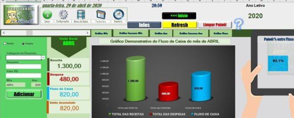 FLUXO DE CAIXA CLX 1.0
